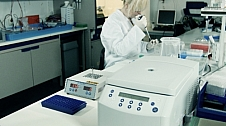 Laboratorium werkzaamheden